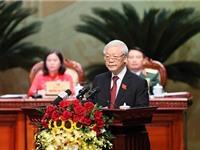Toàn văn phát biểu của Tổng Bí thư, Chủ tịch nước tại Đại hội Đảng bộ Hà Nội