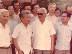 Thủ tướng Phạm Văn Đồng với Viện Toán học