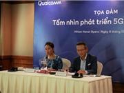 Qualcomm - VinSmart mở rộng danh mục các sản phẩm tích hợp mạng 4G/5G