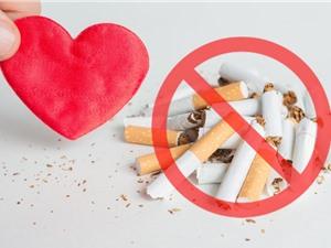 Hút thuốc lá có thể dẫn đến suy tim