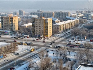 Magnitogorsk - Trái tim thép nước Nga