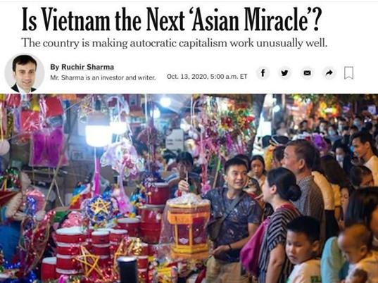 Việt Nam có viết tiếp câu chuyện thần kỳ châu Á?