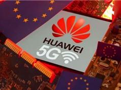 Huawei để mất hợp đồng phát triển mạng 5G tại Bỉ