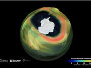 Lỗ thủng tầng ozone ở Nam Cực lớn nhất trong thập kỷ qua