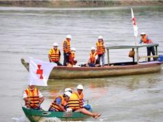 Mỹ viện trợ Việt Nam 100.000 USD ứng phó bão Linfa