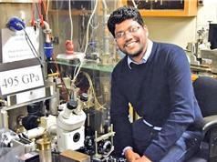 Các nhà nghiên cứu tổng hợp được vật liệu siêu dẫn ở nhiệt độ phòng