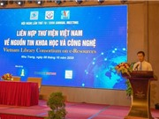 Liên hợp thư viện Việt Nam: 48 nghìn bài tải về mỗi tháng