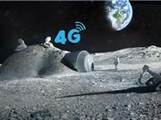 NASA tài trợ cho Nokia xây dựng mạng 4G trên Mặt trăng