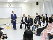 Thủ tướng Nhật Bản: ĐH Việt Nhật là ví dụ tốt về sự hợp tác đào tạo nguồn nhân lực