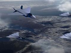BAE Systems phát triển drone giá rẻ cho Không lực Hoa Kỳ
