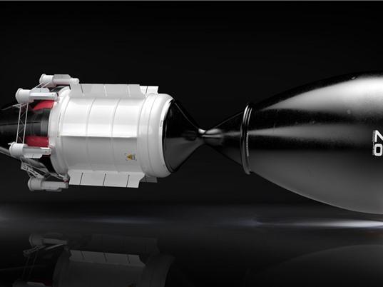 Mỹ phát triển loại động cơ tên lửa mới sử dụng năng lượng hạt nhân