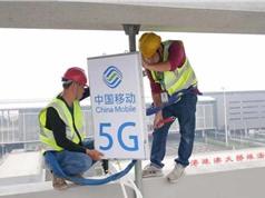 Trung Quốc lắp đặt xong 500.000 trạm phát sóng 5G