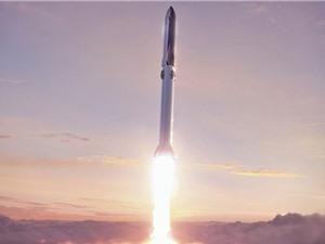 [Video] SpaceX dự kiến lần đầu phóng tên lửa lên Sao Hoả trong 4 năm tới