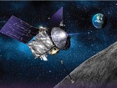 Tàu NASA thu thập thành công mẫu vật tiểu hành tinh Bennu