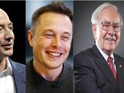 Công thức thành tỷ phú gồm ba bước