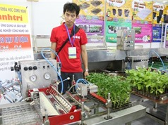 Tuần lễ Kết nối công nghệ và ĐMST trong nông nghiệp
