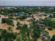 Liên Hợp Quốc muốn huy động 40 triệu USD hỗ trợ người dân miền Trung sau lũ lụt