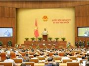 Thủ tướng trình Quốc hội phê chuẩn bổ nhiệm thành viên Chính phủ