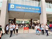Lần đầu học sinh thuyết trình tại Diễn đàn Giáo dục Việt Nam