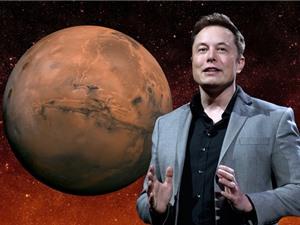 SpaceX tham vọng xây dựng mạng lưới Internet vệ tinh trên sao Hỏa