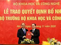 PGS.TS Huỳnh Thành Đạt nhậm chức Bộ trưởng Bộ KH&CN