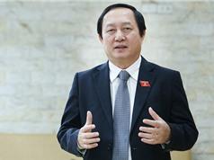 PGS.TS Huỳnh Thành Đạt giữ chức Bộ trưởng Bộ KH&CN