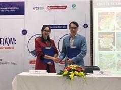 ETS và Học viện Sáng tạo S3 hợp tác xây dựng tủ sách STEM