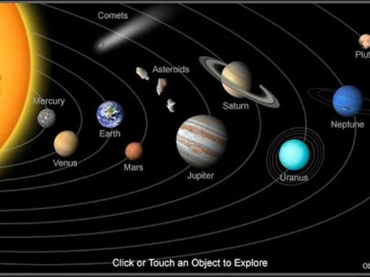 Hệ mặt trời hình thành trong khoảng thời gian dưới 200.000 năm