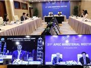 APEC đẩy mạnh liên kết kinh tế khu vực, phục hồi kinh tế bền vững