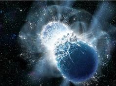 Lỗ đen hay không lỗ đen: Trên kết quả về những va chạm sao neutron