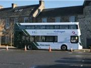 Scotland thử nghiệm xe buýt hai tầng chạy bằng hydro