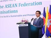 Phó Thủ tướng Vũ Đức Đam: Phát triển nguồn nhân lực chất lượng cao là ưu tiên hàng đầu