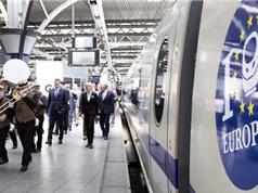 Đường sắt Châu Âu: Hồi sinh nhờ số hóa