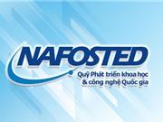 Phê duyệt năm đề tài thuộc Chương trình hợp tác song phương NAFOSTED - FWO