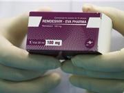 WHO khuyến cáo không sử dụng Remdesivir cho bệnh nhân Covid-19 nhập viện