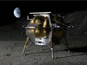 Năm 2021: Tàu vũ trụ mang tro cốt người lên Mặt trăng