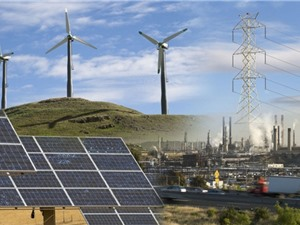 Anh Quốc hợp tác với Việt Nam trong quá trình chuyển dịch năng lượng