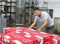 Chiếu xạ kiểm dịch: Góp phần vào nguồn thu 20 triệu USD xuất khẩu trái cây