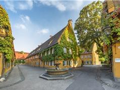 Khu nhà thuê 500 năm chưa từng tăng giá