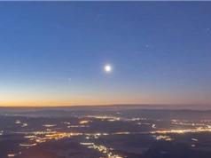 Sao Mộc và sao Thổ sắp xuất hiện gần nhau nhất trong 800 năm