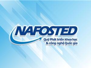 Quỹ NAFOSTED: Hỗ trợ 20 đề tài nghiên cứu ứng dụng năm 2020