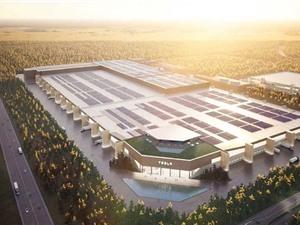 Tesla xây nhà máy sản xuất pin lớn nhất thế giới