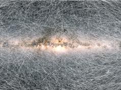 Bản đồ Dải Ngân hà mới cho thấy một tỷ ngôi sao đang chuyển động
