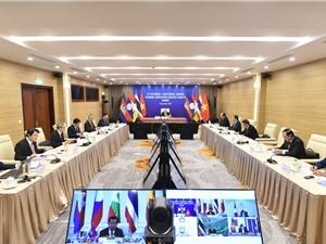 Thủ tướng dự 3 hội nghị cấp cao hợp tác khu vực