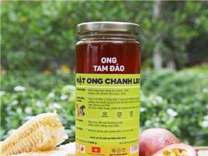 HONECO: Đưa mật ong hoa quả đi xuất khẩu
