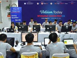2 đội Việt Nam vào chung kết WhiteHat Grand Prix 06