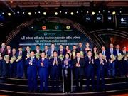 100 doanh nghiệp đi đầu thực hiện phát triển bền vững năm 2020