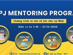 VPJ Mentoring Program: Hỗ trợ người Việt tìm việc tại Nhật