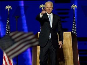 Giới khoa học vui mừng trước tin Joe Biden thắng cử Tổng thống