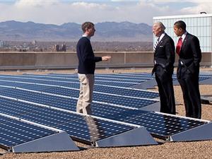 Cách mạng năng lượng sạch đầy tham vọng của Joe Biden